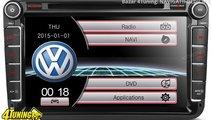NAVIGATIE DEDICATA VW GOLF VI XTRONS PF81MTVS DVD ...