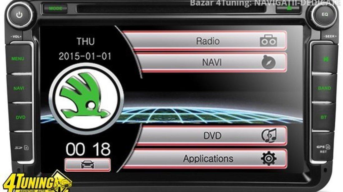 NAVIGATIE DEDICATA VW JETTA  XTRONS PF81MTVS DVD PLAYER GPS TV CARKIT
