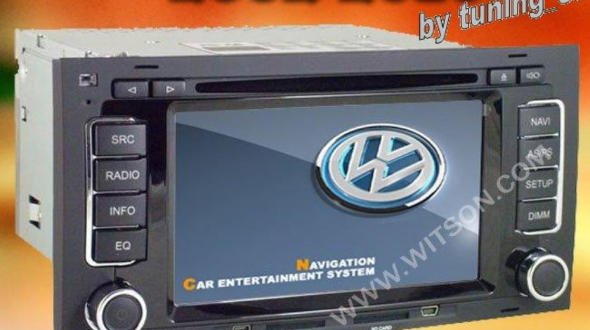 Navigatie Dedicata Vw Multivan T5 2002 2012 INTERNET 3G Gps Dvd Car Kit Tv MODEL 2013