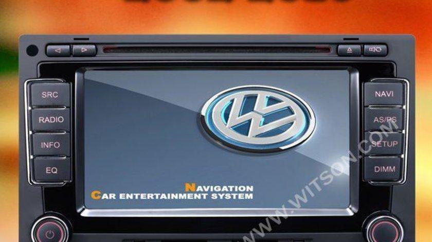 NAVIGATIE DEDICATA VW MULTIVAN T5 TOUAREG 2002 - 2010 WITSON W2-D9200V CAMERA BONUS  DVD GPS  CARKIT