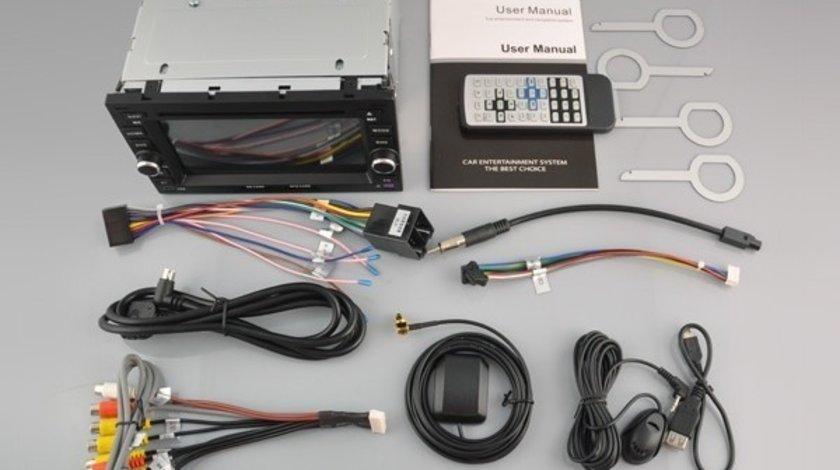 NAVIGATIE DEDICATA VW POLO 9N (MK3,4) 2000-2009 WITSON W2-D8245 ECRAN CAPACITIV MIRRORLINK