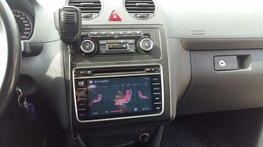 NAVIGATIE DEDICATA VW Scirocco 2008 MODEL WITSON W2-E8246V PLATFORMA C30 ECRAN CAPACITIV 7''
