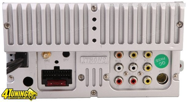 NAVIGATIE DEDICATA VW T5 Caravelle XTRONS PF81MTVS DVD PLAYER GPS TV CARKIT