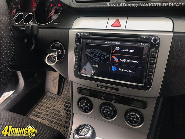 NAVIGATIE DEDICATA VW TIGUAN XTRONS PF81MTVS DVD PLAYER GPS TV CARKIT
