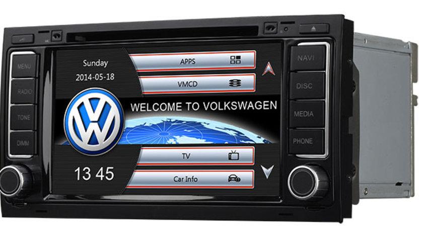 NAVIGATIE DEDICATA VW TOUAREG MULTIVAN TRANSPORTER T5 NAV-D9200 DVD GPS CARKIT COMENZI VOLAN