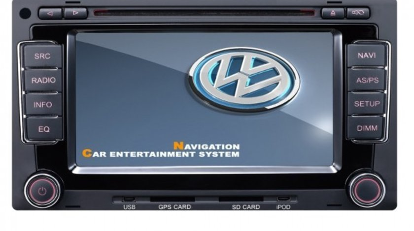 NAVIGATIE DEDICATA VW TOUAREG MULTIVAN TRANSPORTER T5 WITSON W2-D9200V CAMERA BONUS DVD GPS  CARKIT
