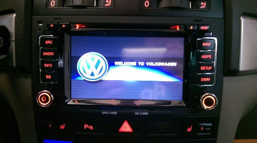 NAVIGATIE DEDICATA VW TOUAREG MULTIVAN TRANSPORTER T5 WITSON W2-D9200V CAMERA BONUS GPS CARKIT