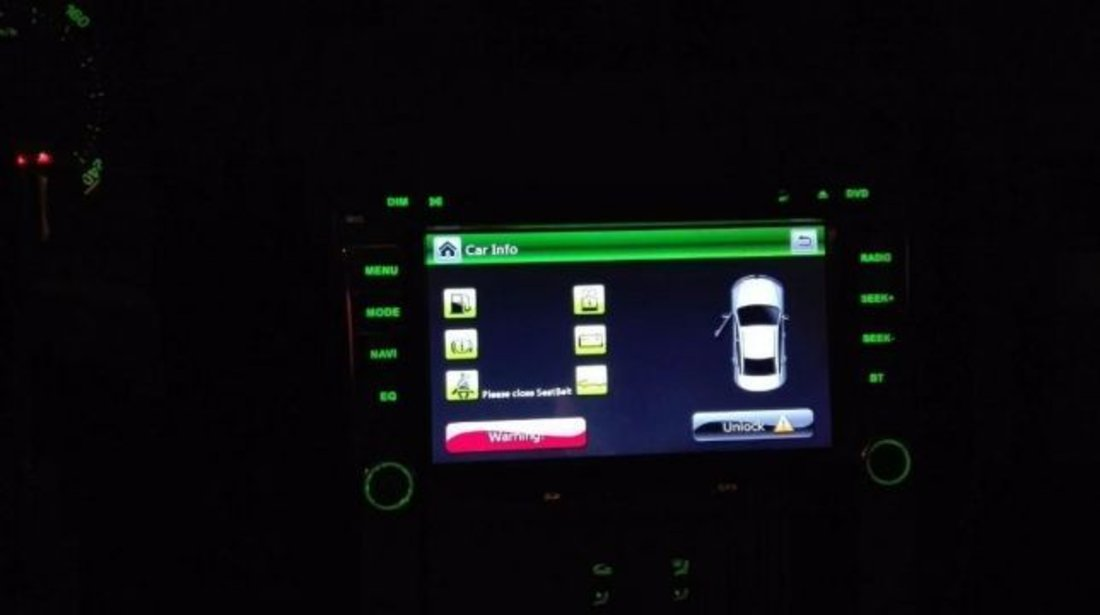 Navigatie Dedicata VW Transporter Dvd Gps Carkit Usb NAVD-723V V5