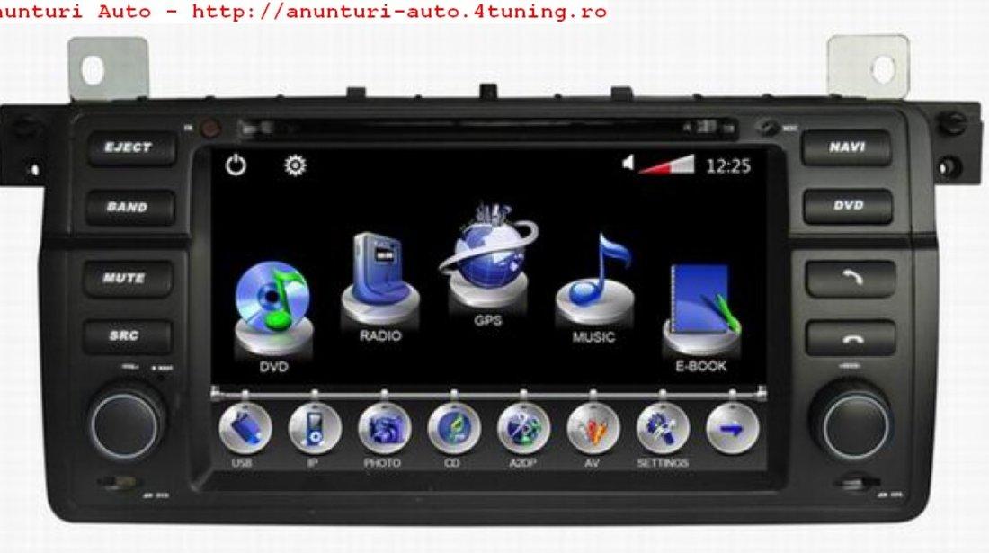 Navigatie-DVD-Bluetooth-BMW E46