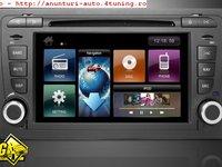 Navigatie Dynavin Dedicata AUDI A4 DVN A4 Platforma D99 Android 2 2 Internet 3g WiFi Carkit Parrot Dual Radio Tuner Model Premium 2013