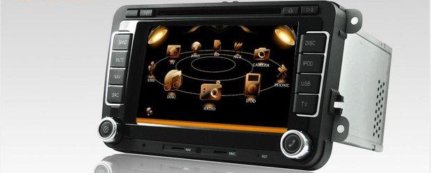 Navigatie DYNAVIN dedicata pentru VW, un produs de top la pret avantajos
