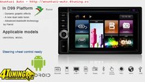 Navigatie Dynavin Dvn 6205 D99 Android Dedicata VW...