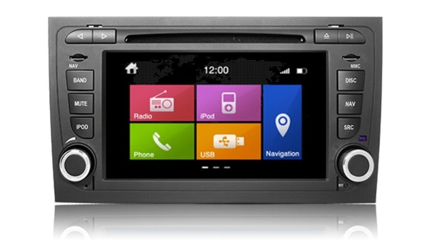Navigatie Dynavin N6-A4 Dedicata Audi A4 Seat Exeo Camera Video Cadou!