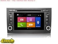 NAVIGATIE DYNAVIN N6 DEDICATA AUDI A4 SEAT EXEO CARKIT PARROT DUAL RADIO TUNER CAMERA VIDEO CADOU