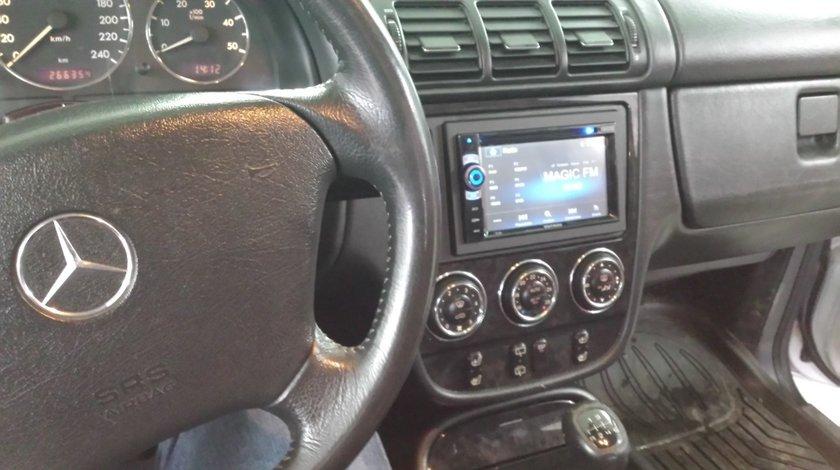 Navigatie Edonav E100 Dedicata Mercedes Ml W163 Gps Dvd Carkit Usb Sd