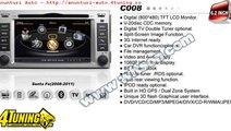 Navigatie EDOTEC EDT- C008 Dedicata Hyundai Santa ...