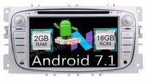 Navigatie Ford Focus 2 Android 7.1 Quad Core Inter...
