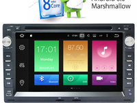NAVIGATIE GOLF 4 Vw Android 6.0 Octa Core 2 GB RAM NAVD-P9245