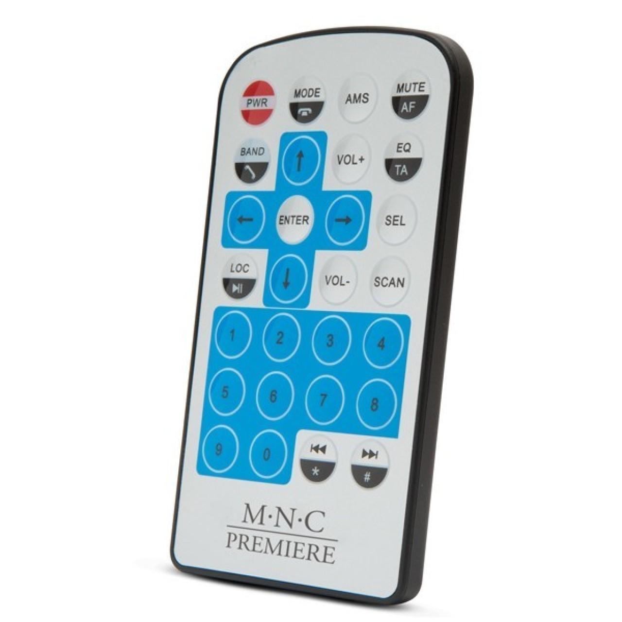 "Navigatie GPS 1DIN Ecran Retractabil 7"" Multimedia Player Auto, 4x45W, Wi-Fi M.N.C Premiere 39719"
