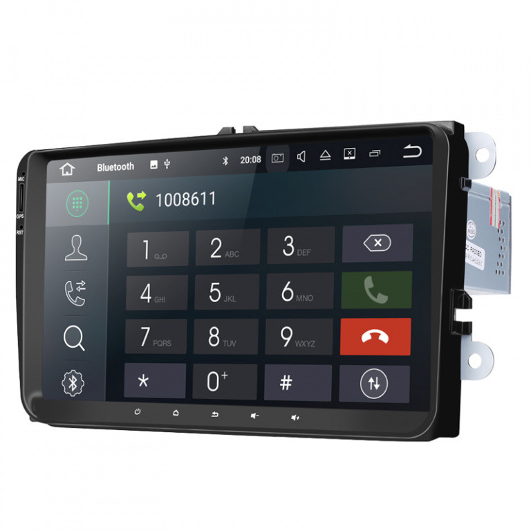 "Navigatie Gps 9 "" Seat Leon Altea Toledo Alhambra , Android 9.0 , 2GB RAM , Internet , 4G , Aplicatii , Waze , Wi Fi , Usb , Bluetooth , Mirrorlink"