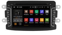 Navigatie Gps Android 9.0 Dacia Logan Duster Sande...