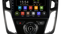 Navigatie Gps Android 9.0 Ford Focus 2012 - 2018 ,...