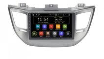 Navigatie Gps Android 9.0 Hyundai ix35 Tucson ( 20...