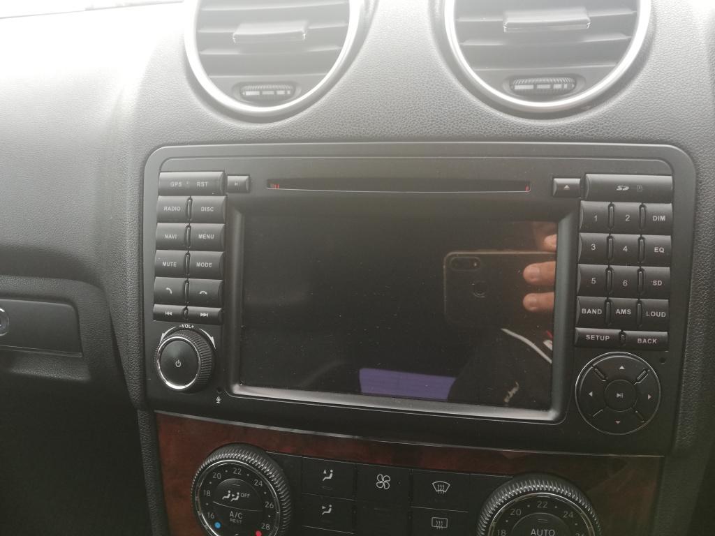 Navigatie Gps Android Mercedes ML W164 , GL X164 ( 2005 - 2012) , Internet