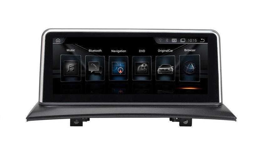 Navigatie Gps BMW X3 E83 ( 2004 - 2009) ,Android 7.1 2GB RAM + 32GB ROM , Internet , 4G , Aplicatii , Waze , Wi Fi , Usb , Bluetooth , Mirrorlink , IPS