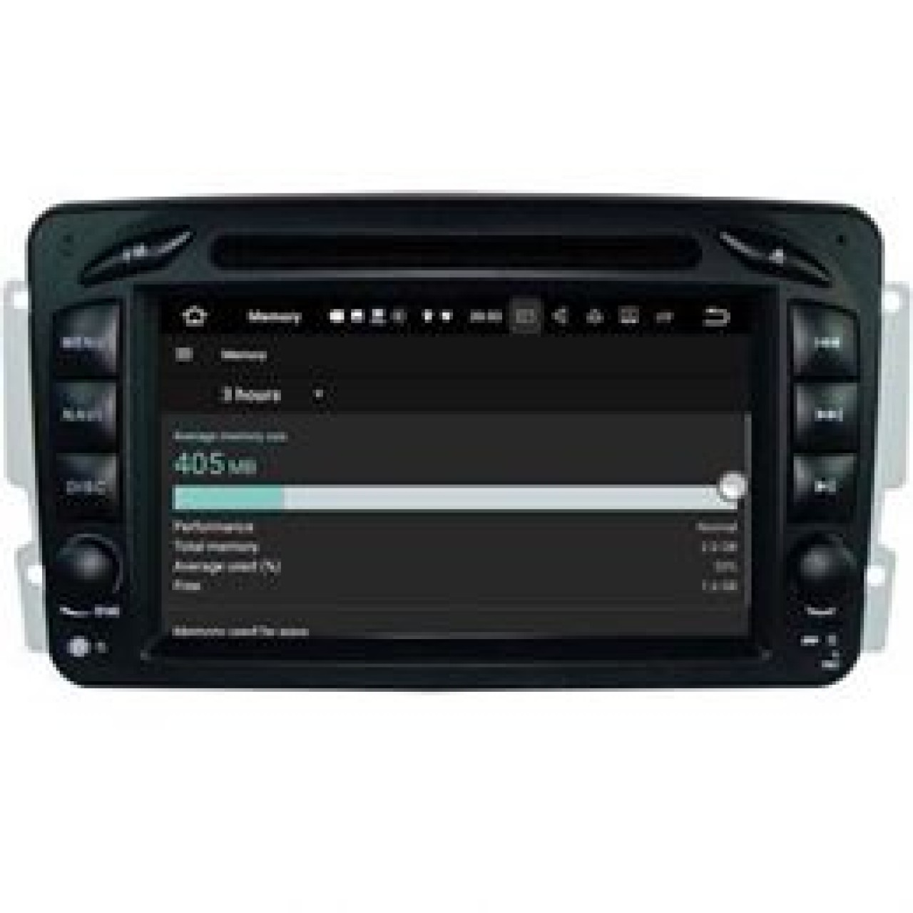 Navigatie GPS Mercedes C-CLASS W203 NAVD-A5171