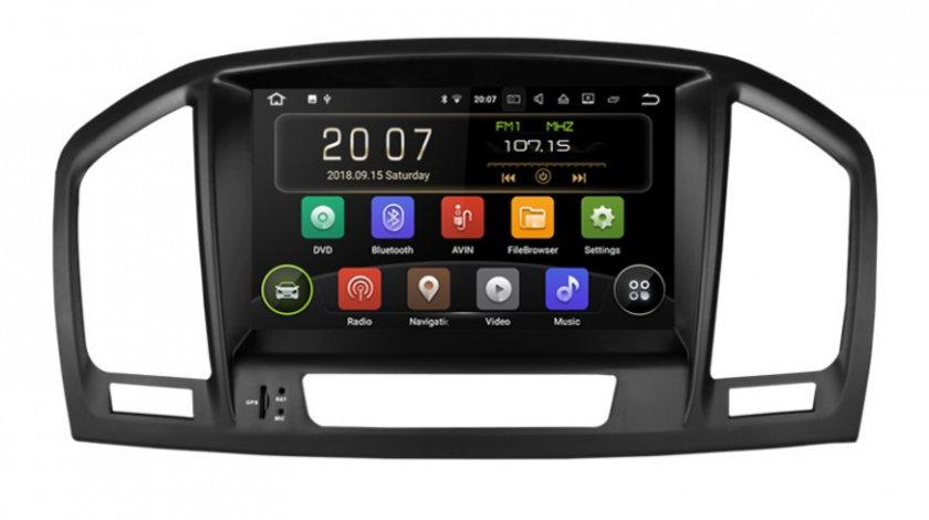 Navigatie Gps Opel Insignia , Android 9.0 , 2GB RAM + 16 GB ROM , Internet , 4G , Aplicatii , Waze , Wi Fi , Usb , Bluetooth , Mirrorlink