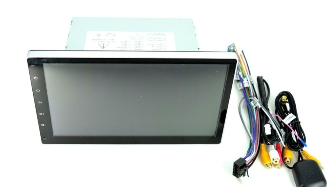 Navigatie GPS,Player VIDEO si Android 10inch HD 2DIN Cod: 101 GPS VistaCar