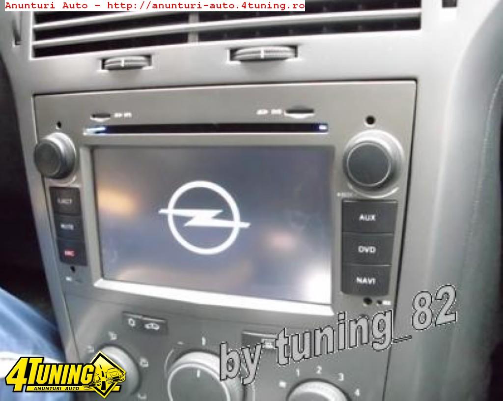 Verrassend Navigatie Hifimax Hm 9819 Dedicata Opel ASTRA Rama Neagra Dvd Gps WR-09