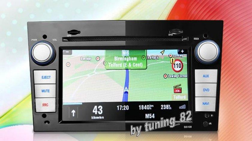 Navigatie Hifimax Hm 9819 Dedicata Opel ASTRA Rama Neagra Dvd Gps Tv Car Kit 1899 Lei