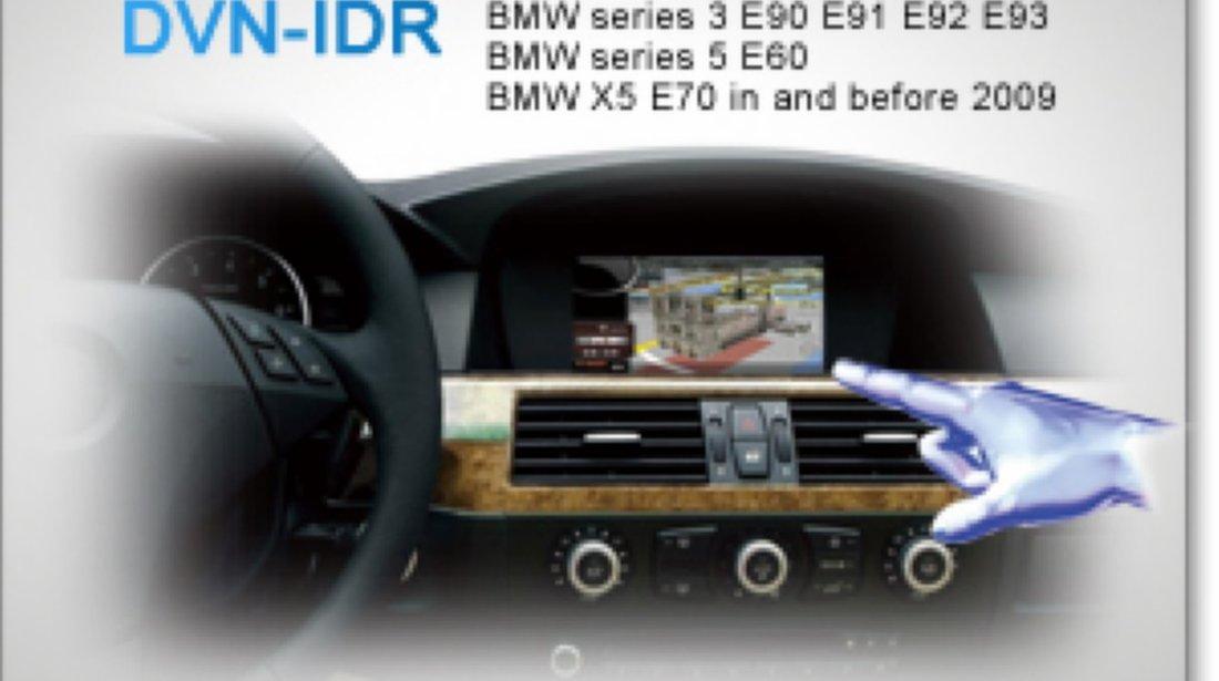 Navigatie Interfata Dedicata Bmw Seria 5 E60 Cu Idrive Dvd Gps