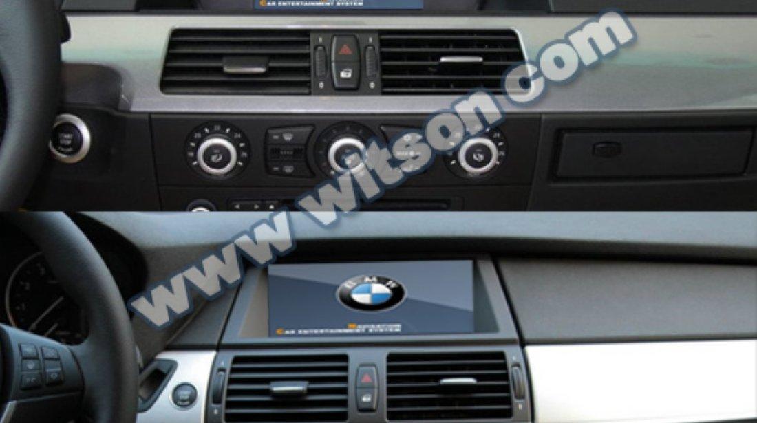 Navigatie Interfata Witson W2 D9741B Dedicata BMW E60 E70 X5 X6 Dvd Gps Carkit Usb Model 2012