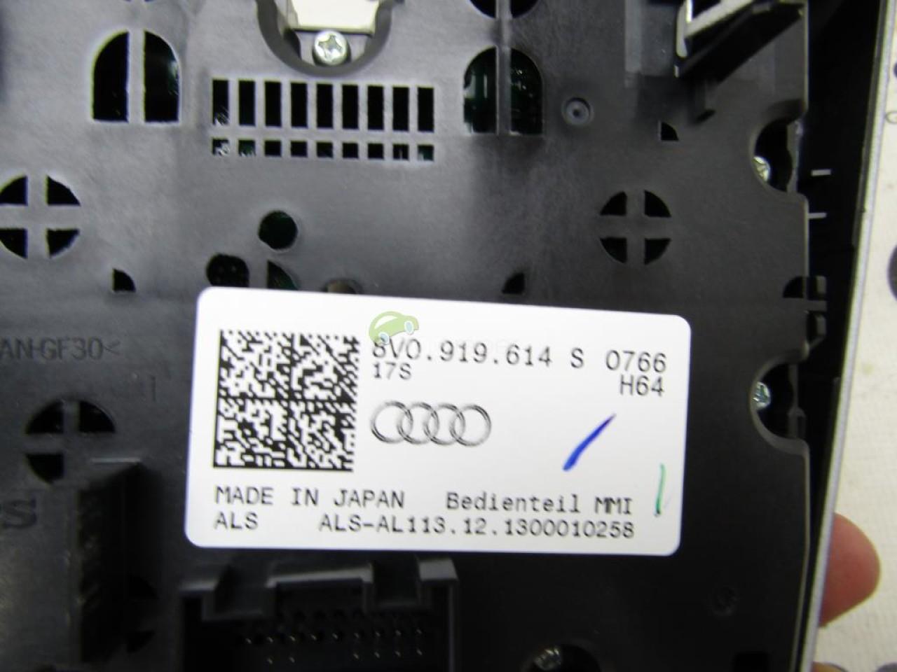 Navigatie mare Audi Multimedia A3 8V - 2015 Completa 8v0035036B