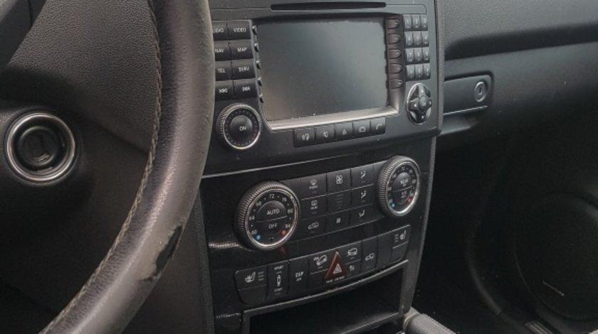 Navigatie mare Mercedes ML 350 W164