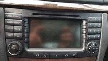 Navigatie mare Mercedes W211 S211 E-Class an 2007-...