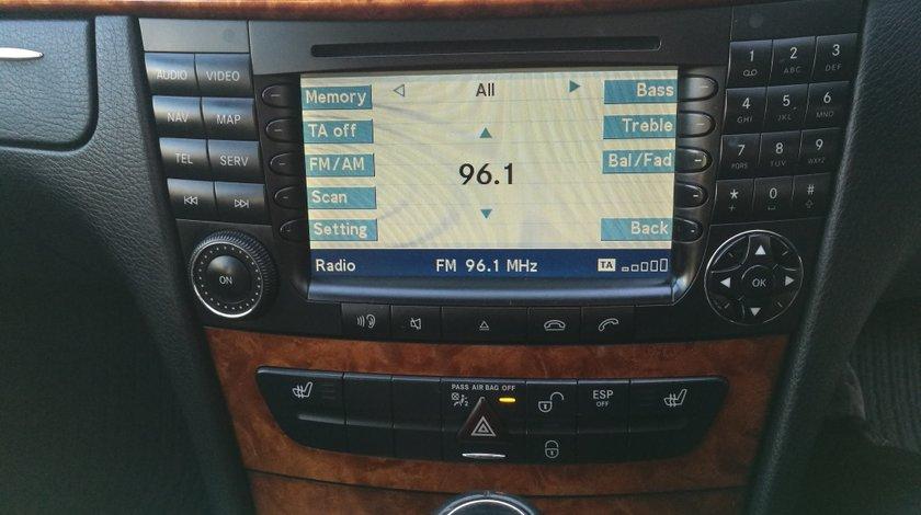 Navigatie mare Mercedes W211 S211 E-Class an 2007-2009 2.2cdi 170cp