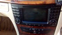 Navigatie mare originala mercedes w211 e class