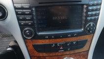 Navigatie Mercedes E320 cdi 4 matic w211 facelift