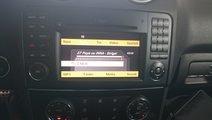 Navigatie Mercedes M Class ML W164, 2010-2013