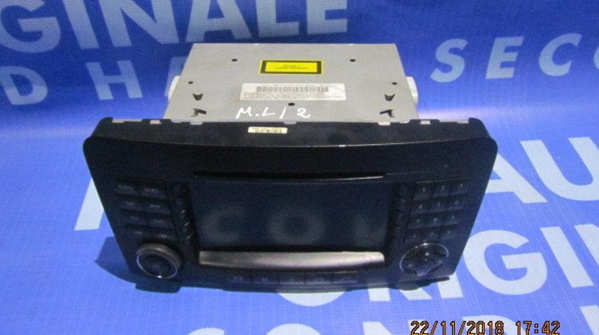 Navigatie Mercedes M420 W164; A1648202279