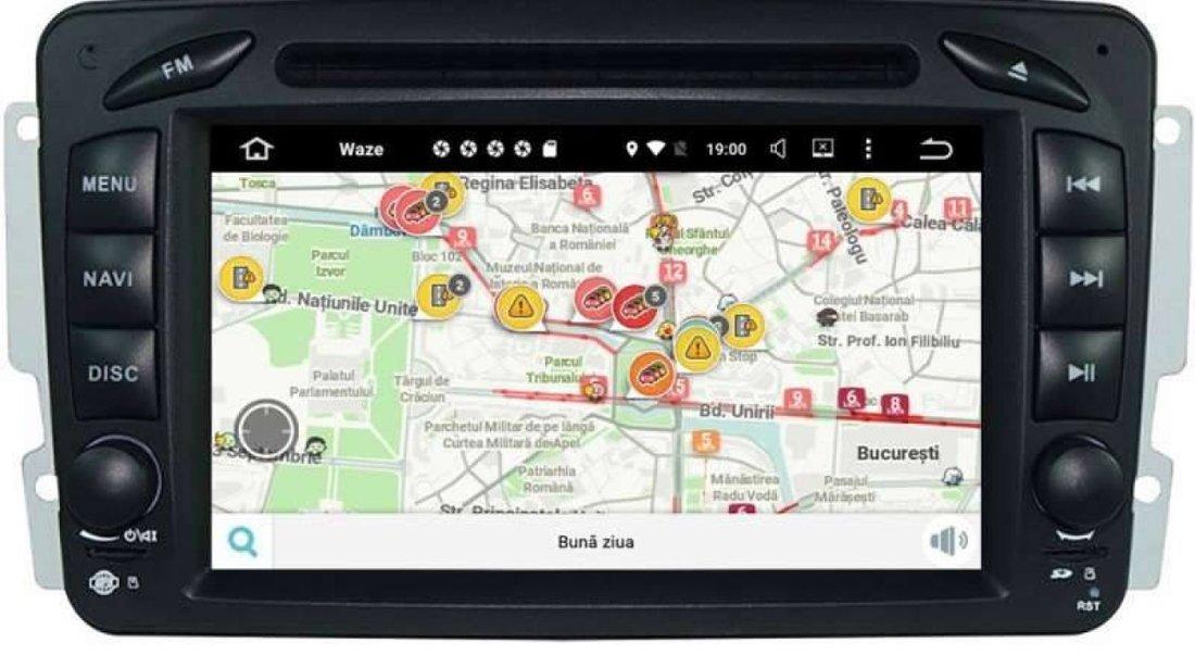 Navigatie mercedes w203 Clk W209 NAVD-A5171