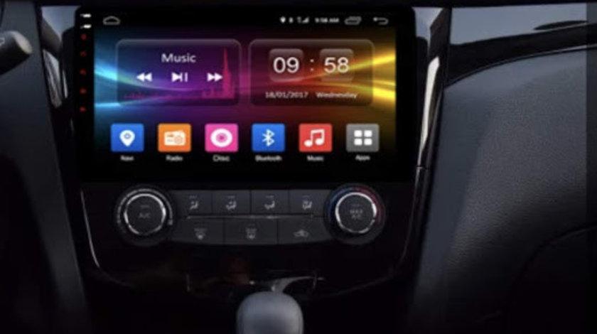 Navigatie Nissan Qashqai / Nissan X-Trail / dedicata cu android 9.0
