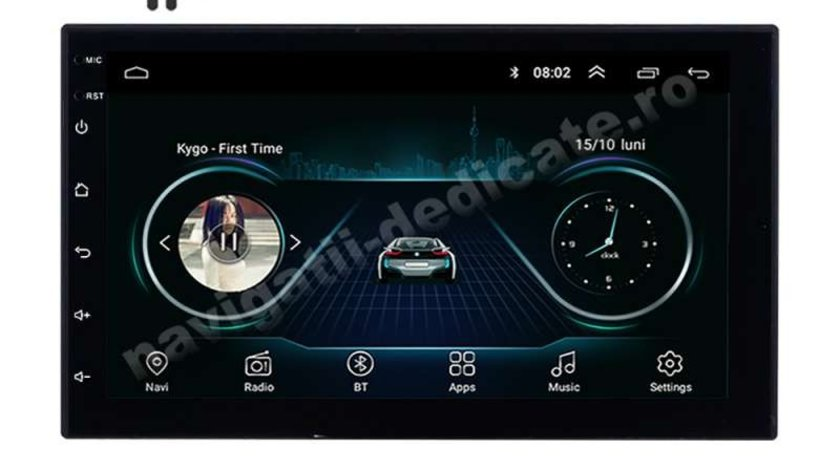 Navigatie Nissan X-Trail Juke Navara Qashqai Pathfinder Carkit Usb NAVD-E902N