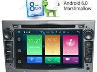 Navigatie Opel ASTRA H 2005 Android Octa Core 2GB RAM NAVD-P019