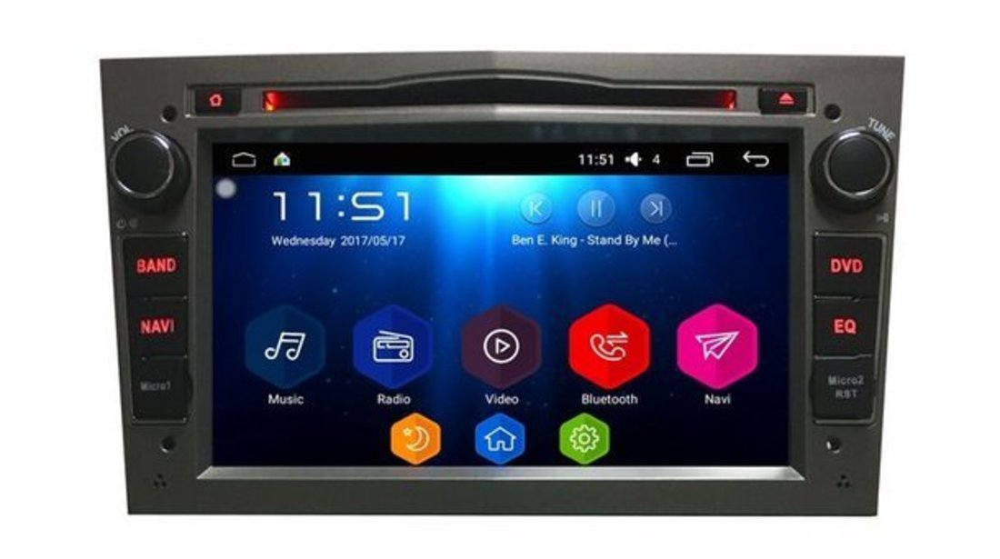 Navigatie Opel Corsa D Corsa C Android NAVD-i019