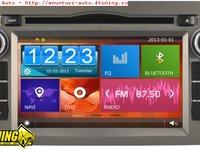 Navigatie Opel Corsa Dvd Gps Tv Rez 800x480